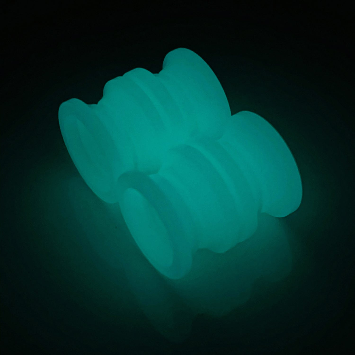 Image of Large Aqua TurboGlow