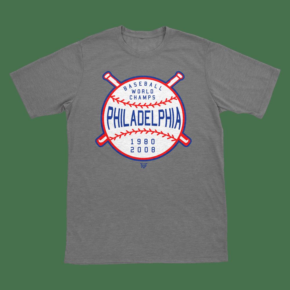 Image of Baseball World Champs T-Shirt