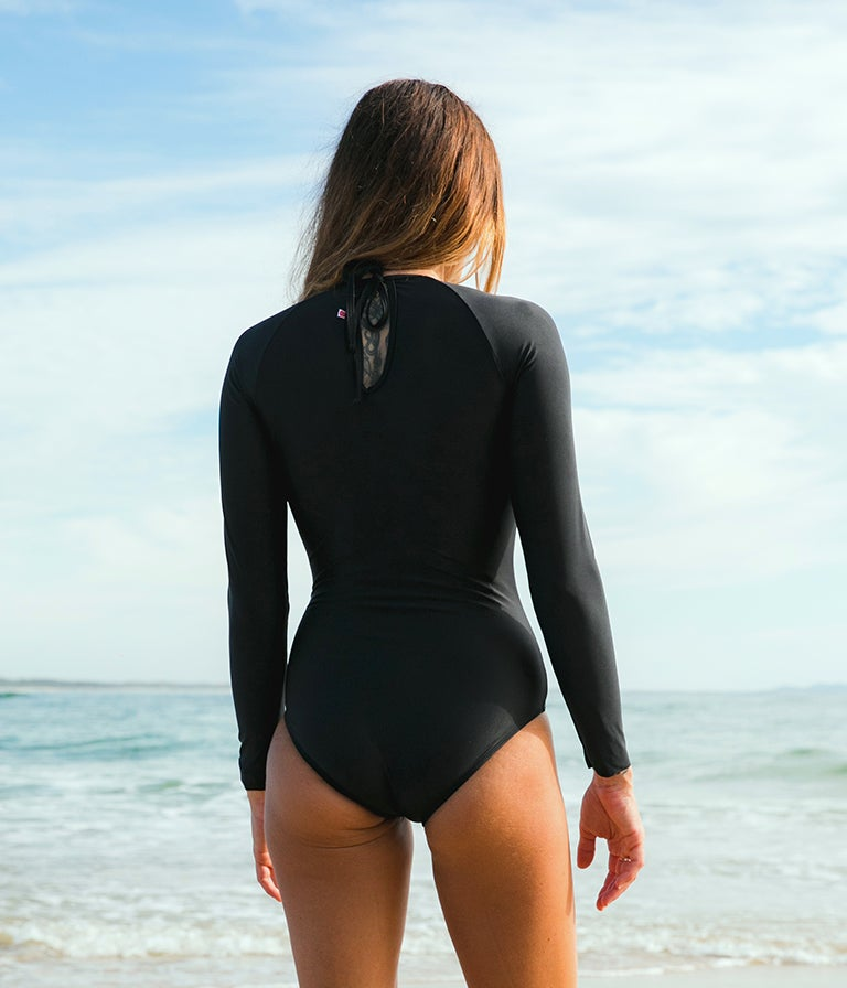 Image of Pacific Surfsuit - Black