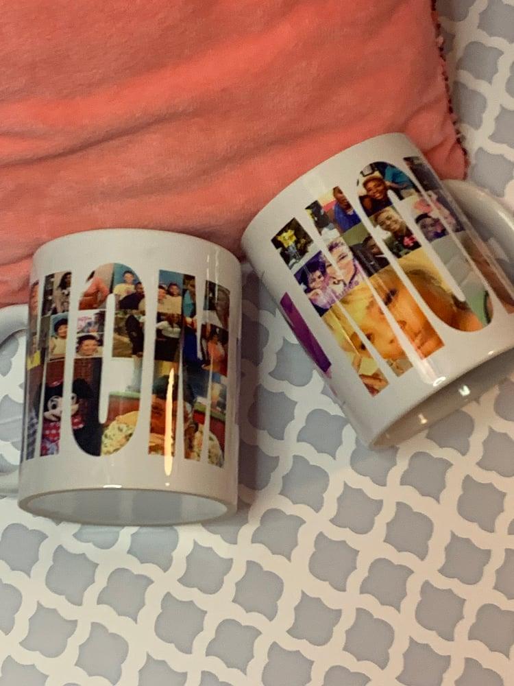 Image of MoM photos mug