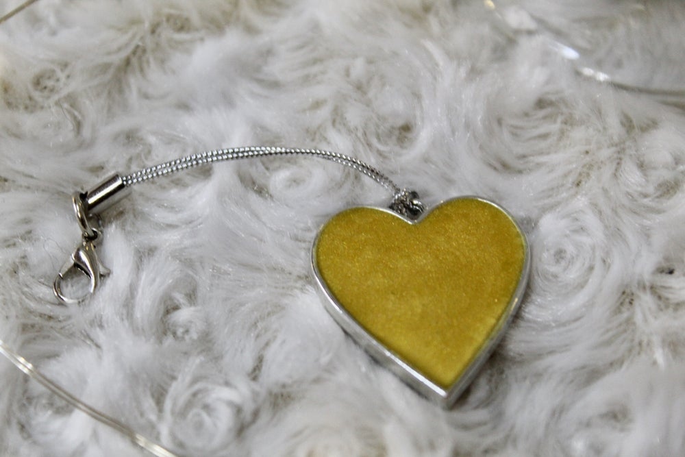Image of Yellow Heart