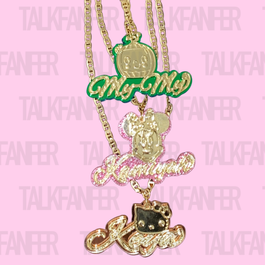 Image of Kids Character Necklaces