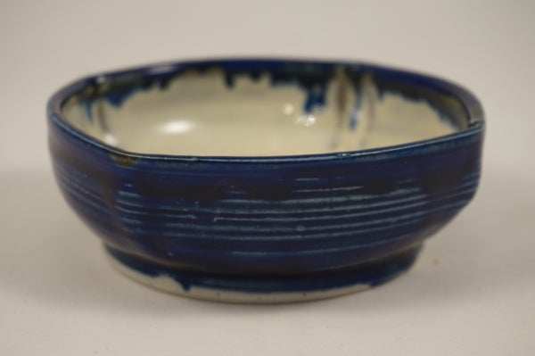Image of Frost Blue Cat Bowl