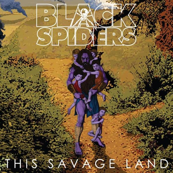Image of This Savage Land vinyl