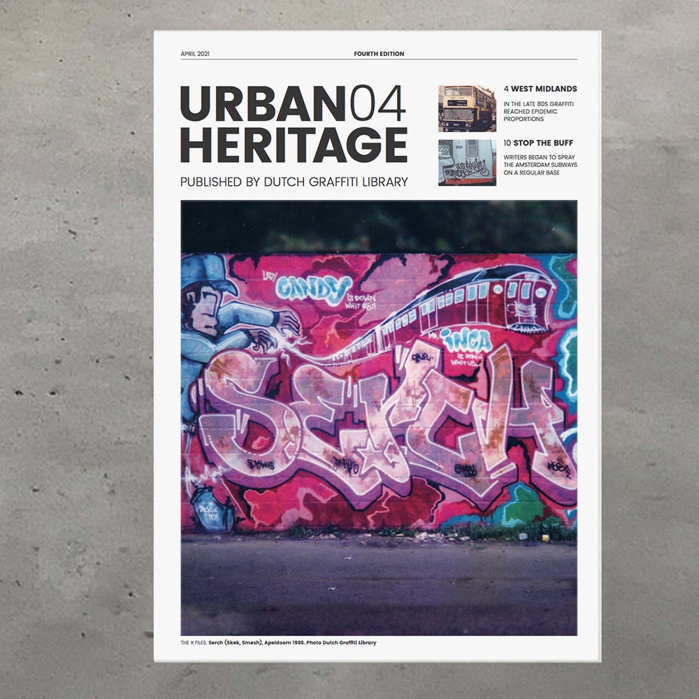 Image of Urban Heritage set  03 / 04