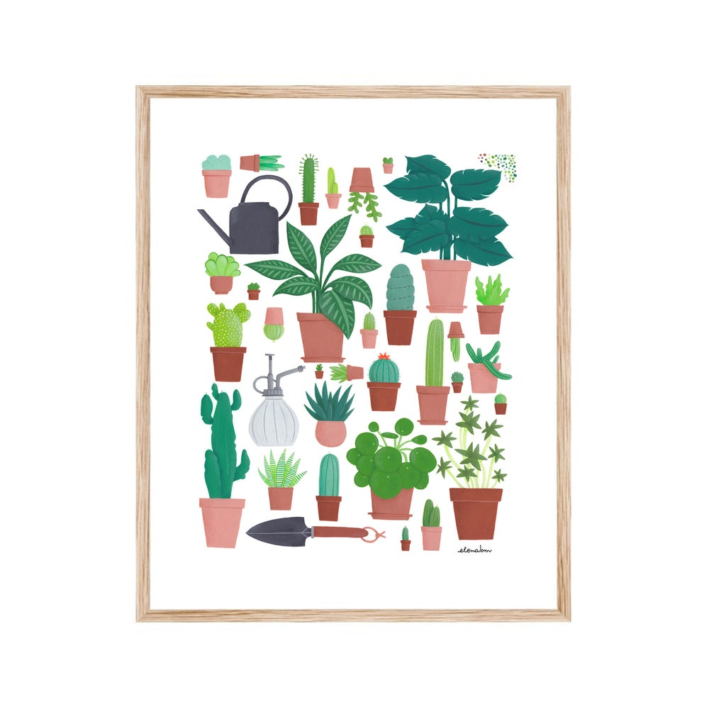 Image of Plant lover