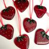 Strawberry Suncatcher