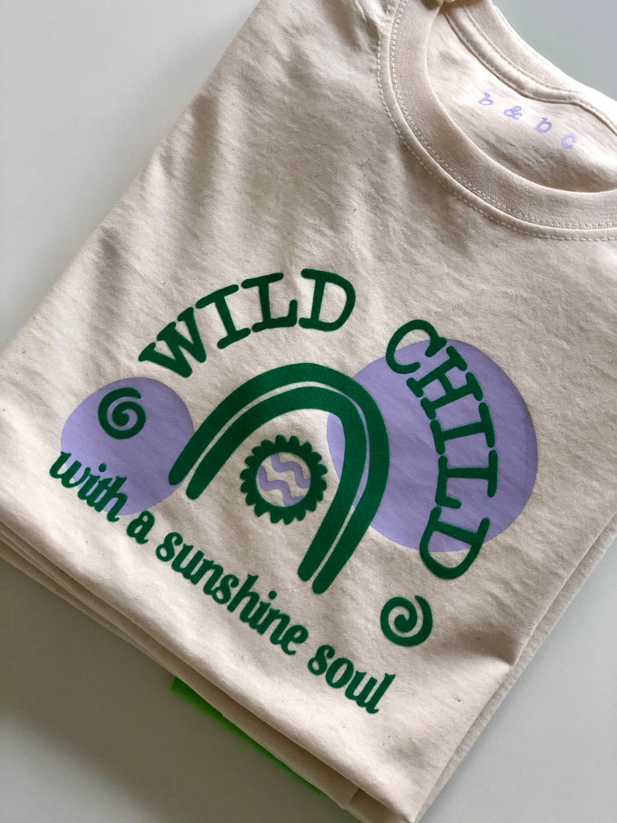 Image of Wild Child With A Sunshine Soul.