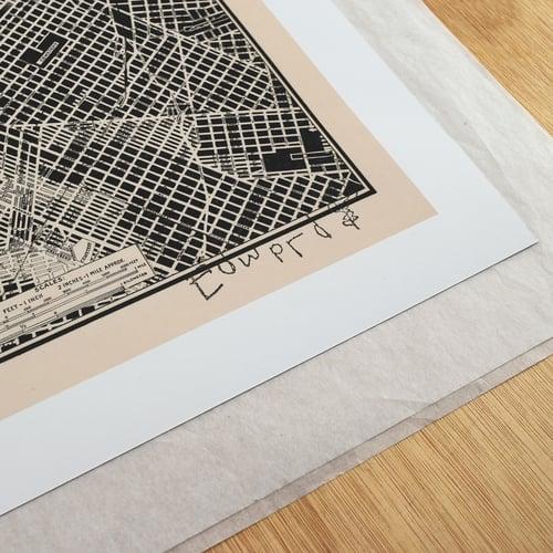 Image of Brooklyn NY Limited Print