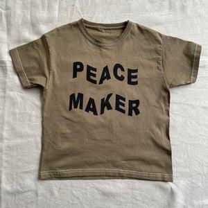Peace Maker T-shirt in Dirt