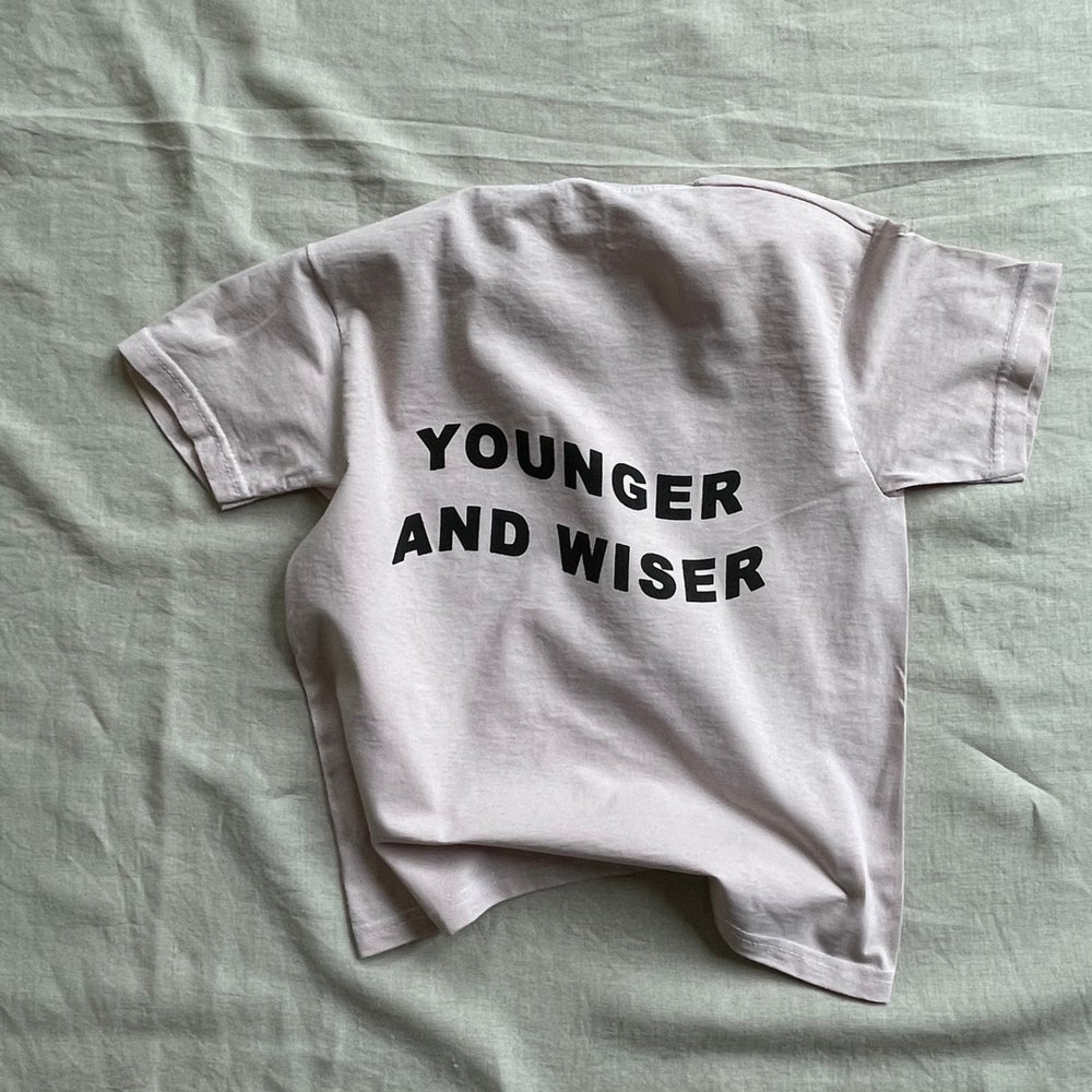 Younger T-shirt in Pinkish