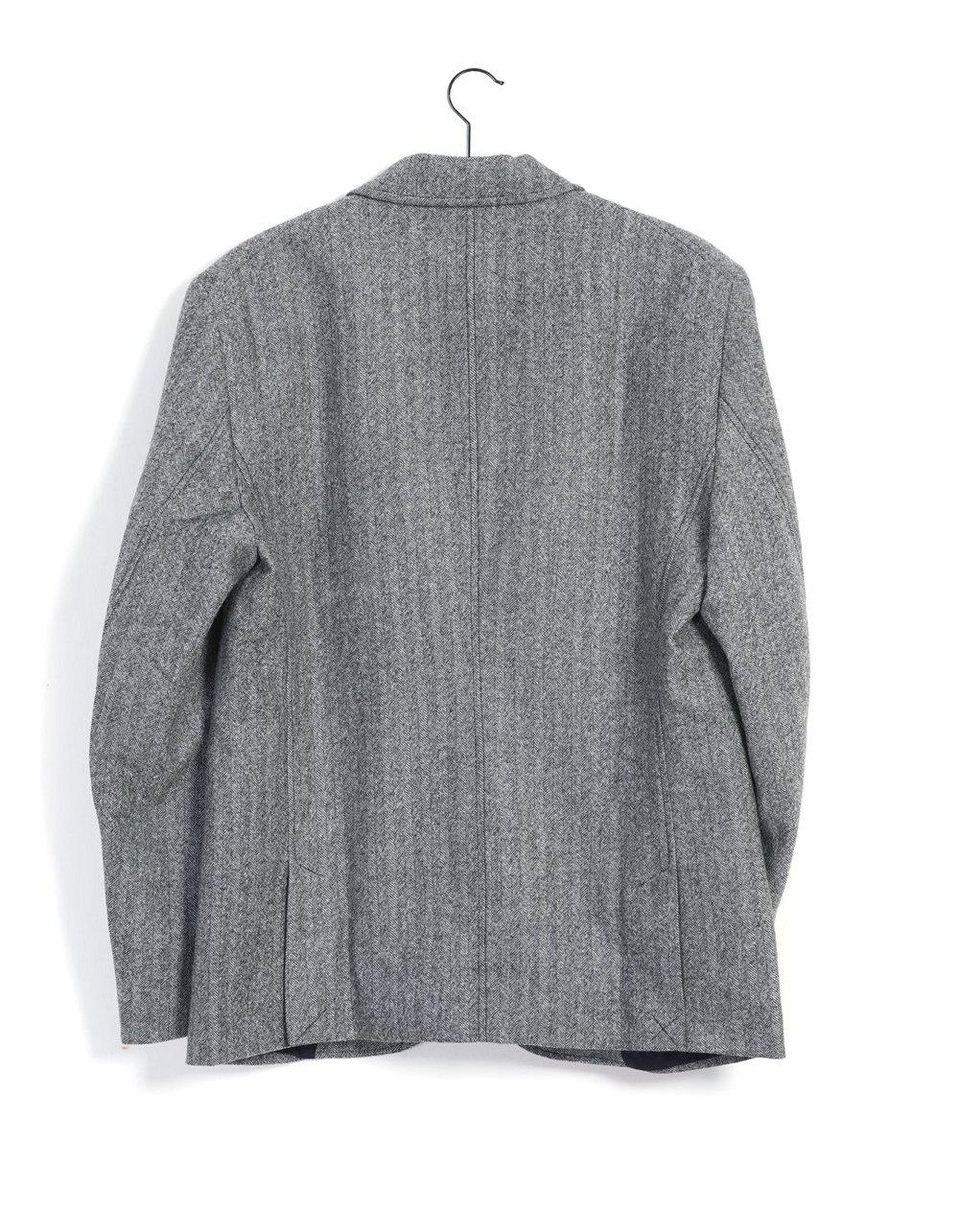 Hansen Garments ANKER | Five Button Blazer | Grey Mel