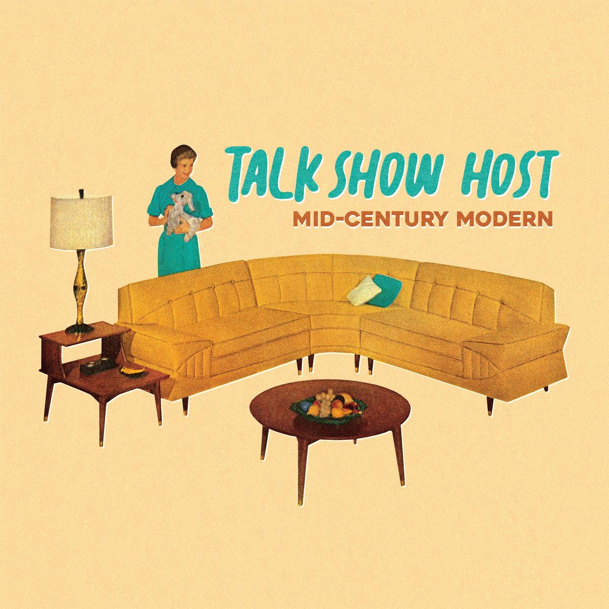 Talk Show Host - Mid-Century Modern