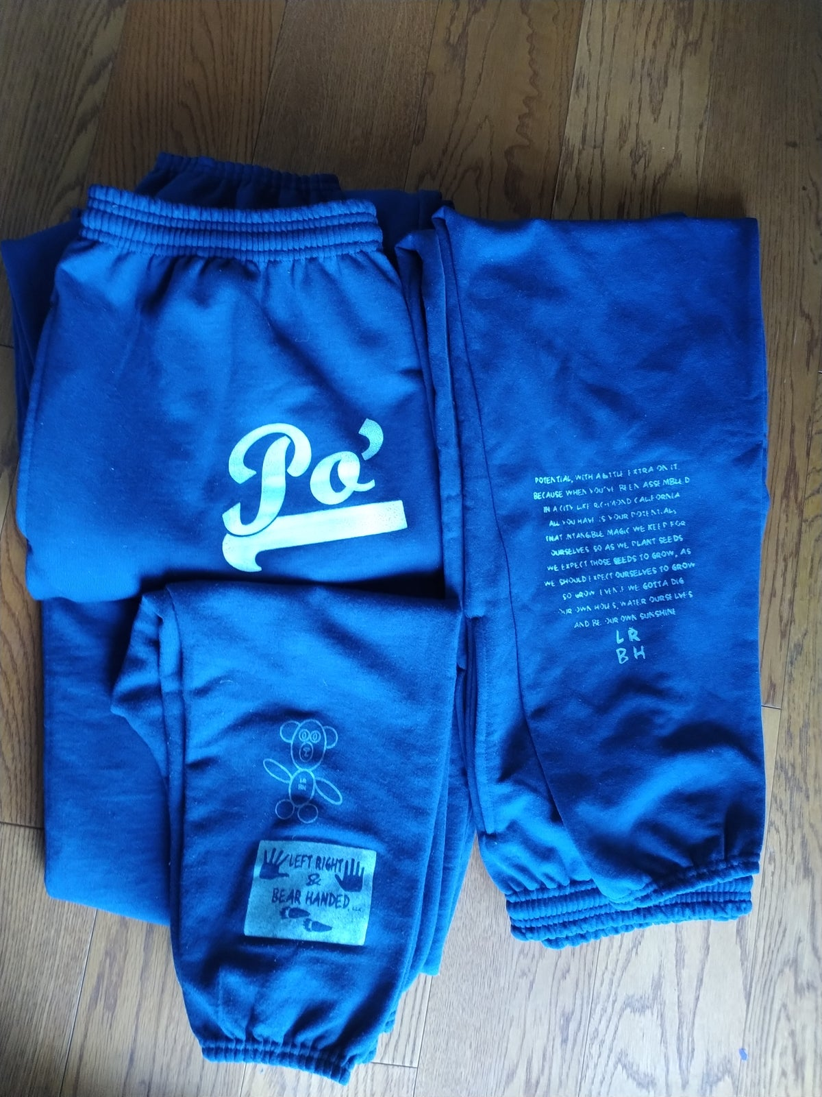 Image of Po' Patch Sweatpants