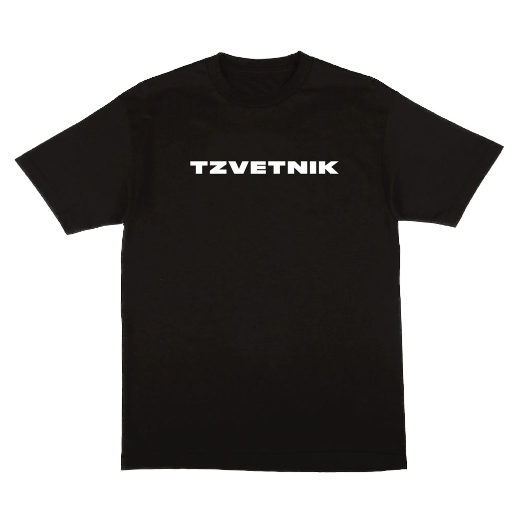 Supporter Tee Black
