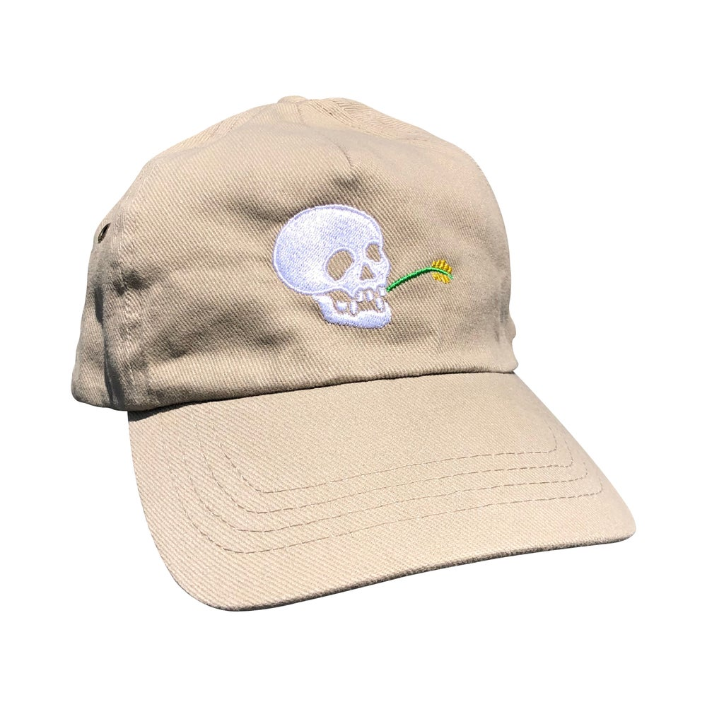 "Image of Khaki ""Wheat Farmer"" Hat"