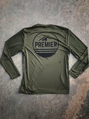 Image of PREMIER X MTB Striped TECH TEE