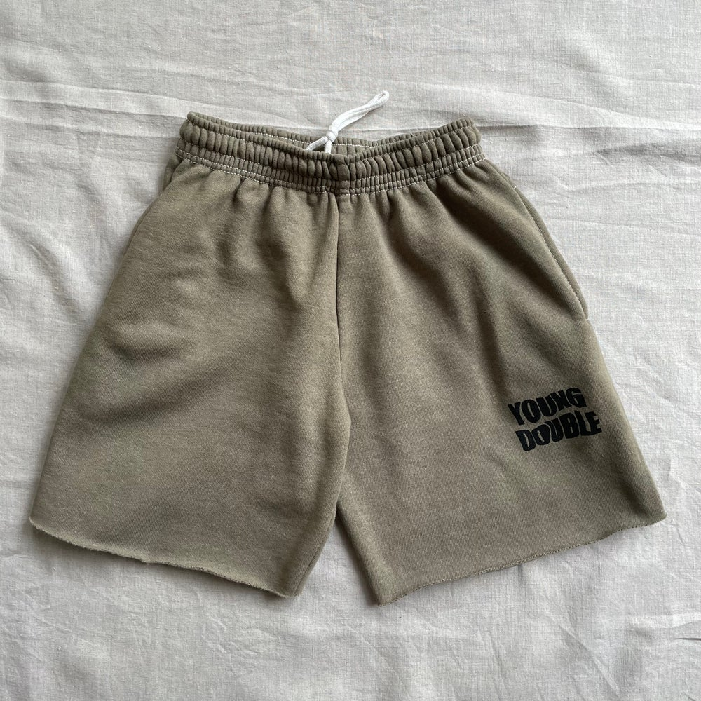 YD Jersey Shorts in Dirt