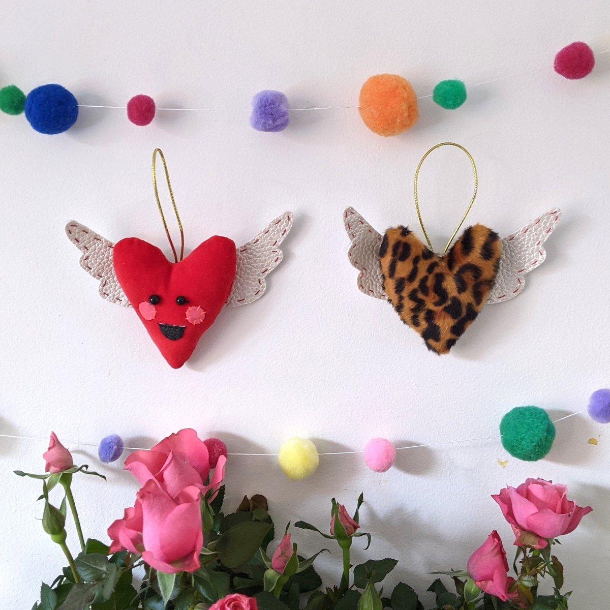 Image of Happy Heart Decoration