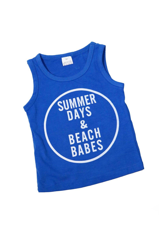 Summer Days & Beach Babes Shorts Set