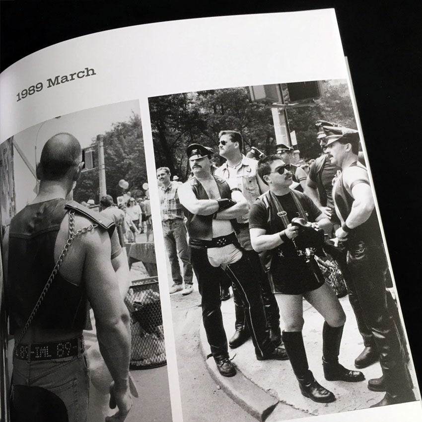 Pride : Photographs After Stonewall
