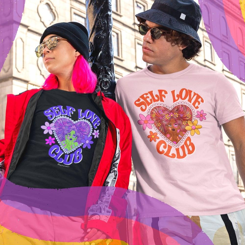 Image of SELF LOVE CLUB TEE
