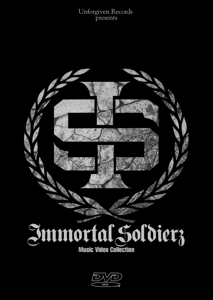Image of Immortal Soldierz Music Video DVD (2021)