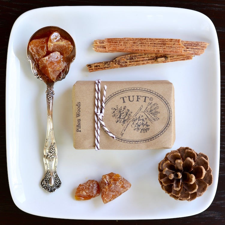 Image of Piñon Woods Wildcrafted Soap