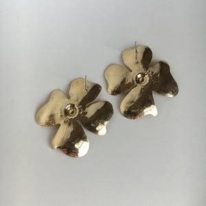 Image of rumin earring