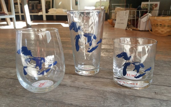 Image of Great Lakes Assorted Glassware