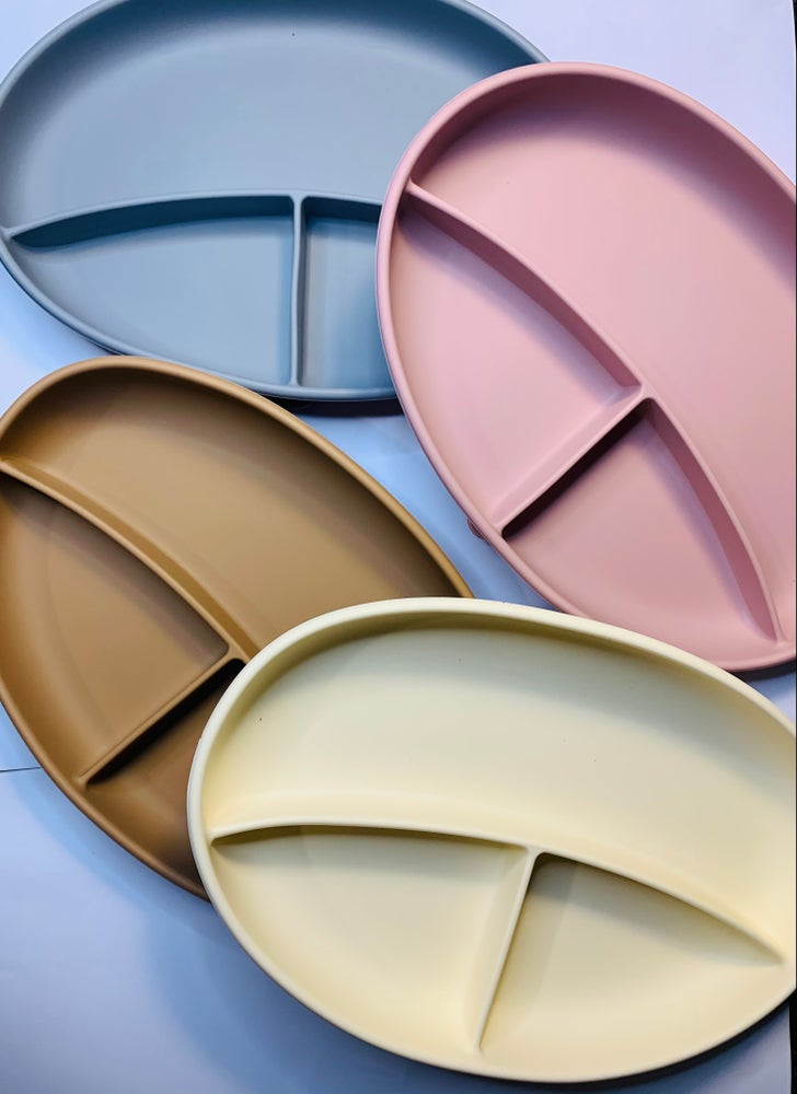 Image of Silicone suction plates