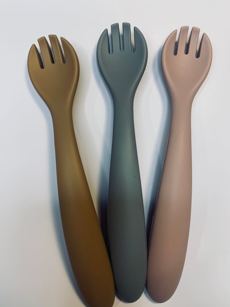Image of Silicone Forks
