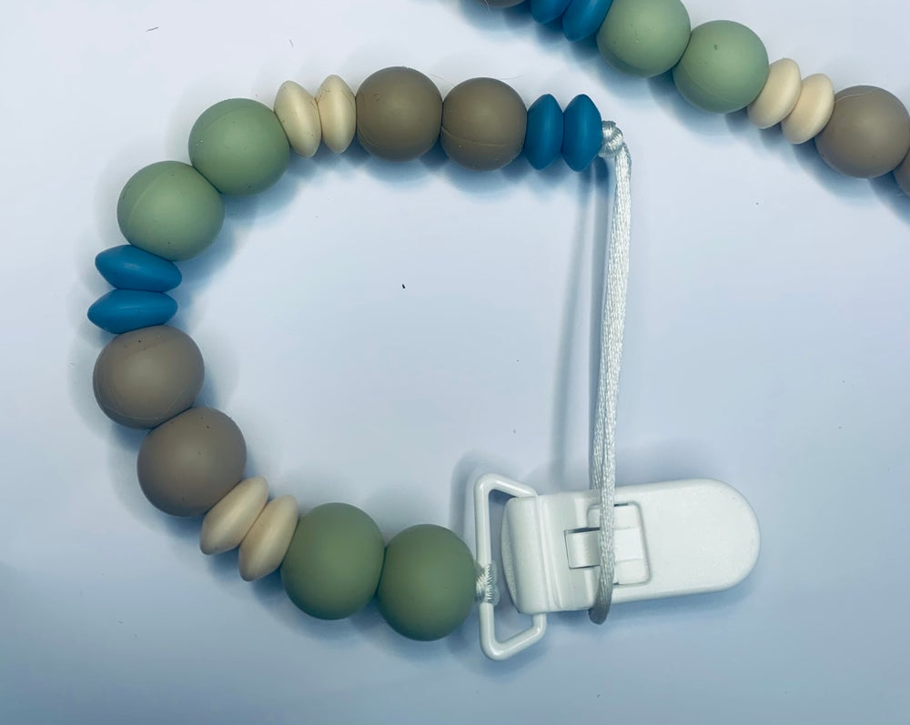 Image of Modern Soother Clip