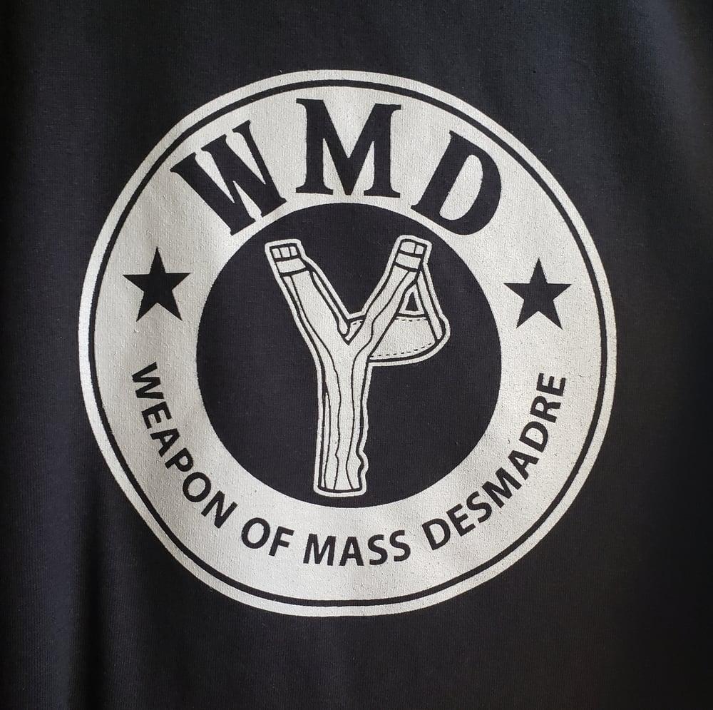 Weapon of Mass Desmadre Men's T-Shirt 3XL