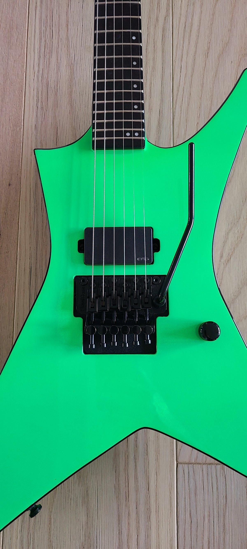 Image of Nihilist 6NTFR Slime Green