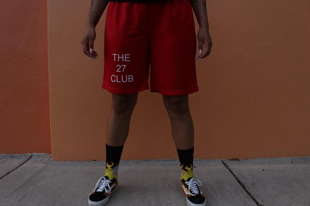 Image of OG Red Shorts