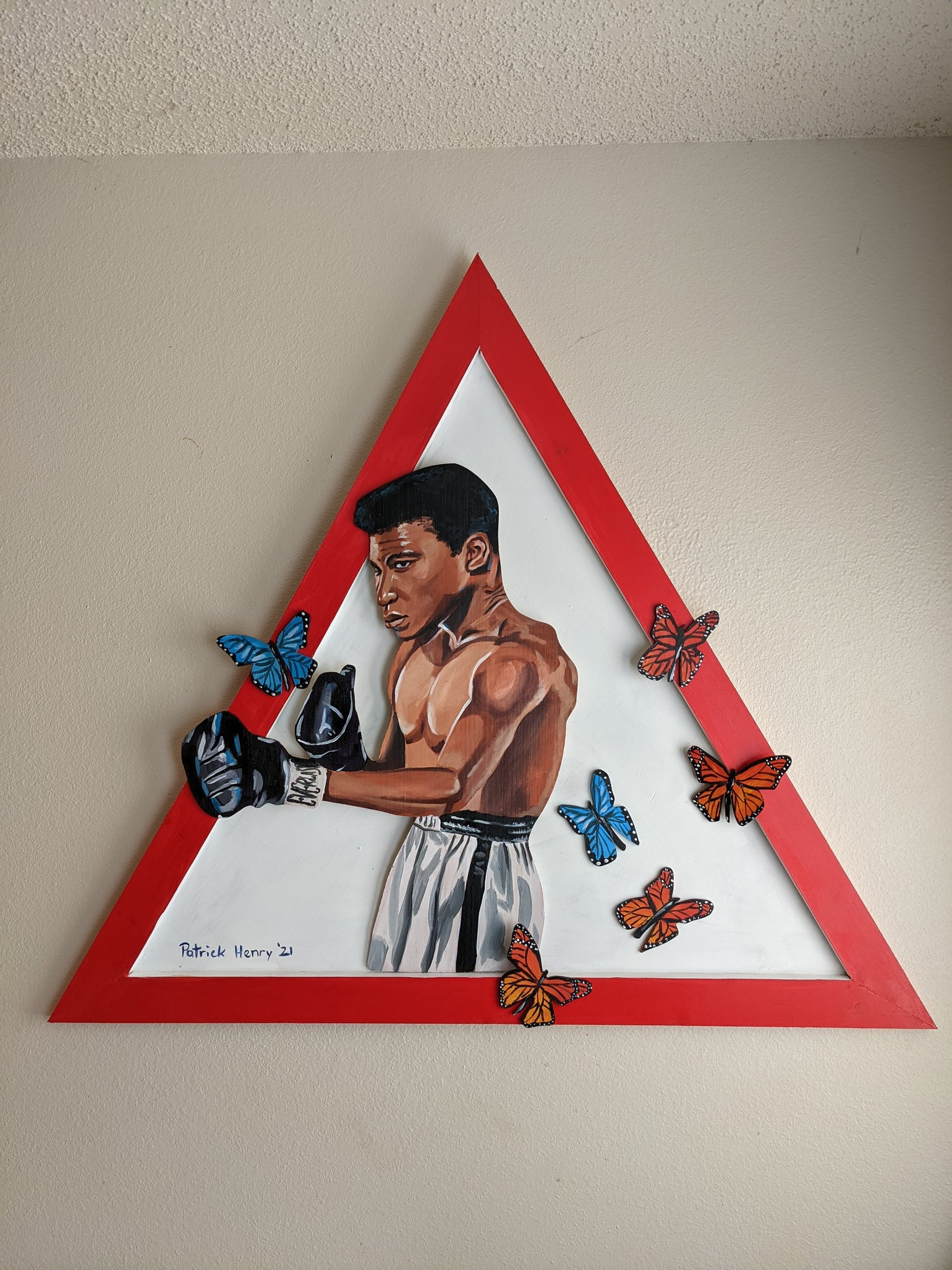 Image of Float like a Butterfly