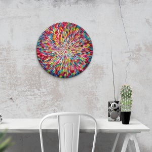 Image of The Bloom II - 50x50cm