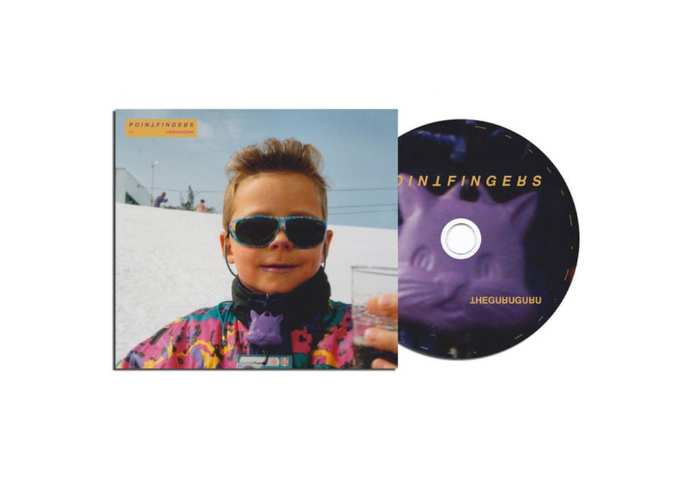Image of 'POINT FINGERS' CD