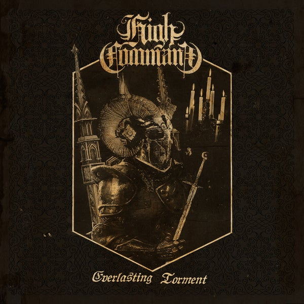 """Image of High Command """"Everlasting Torment"""" 7"""""""