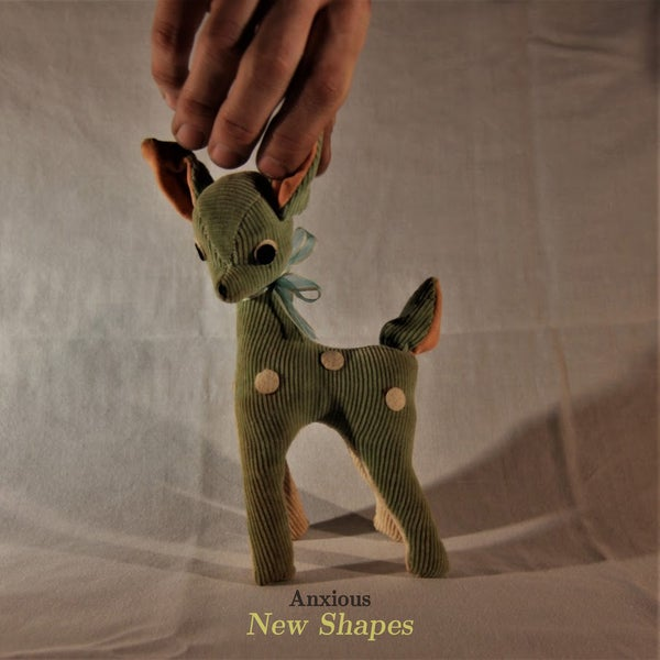 """Image of Anxious """"New Shapes"""" 7"""""""