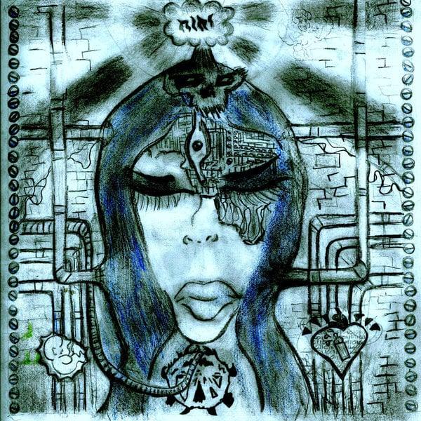 "Image of Dominant Force ""Cosmic Denial"" 12"""