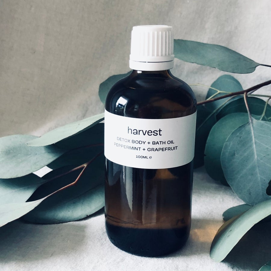 Image of Detox Bath & Body Oil
