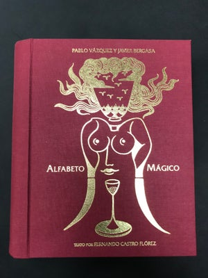 Image of Alfabeto Mágico by Deno x Sinsentido