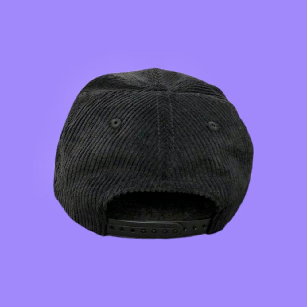 Image of NEW Wolf Corduroy Snapback Hat!