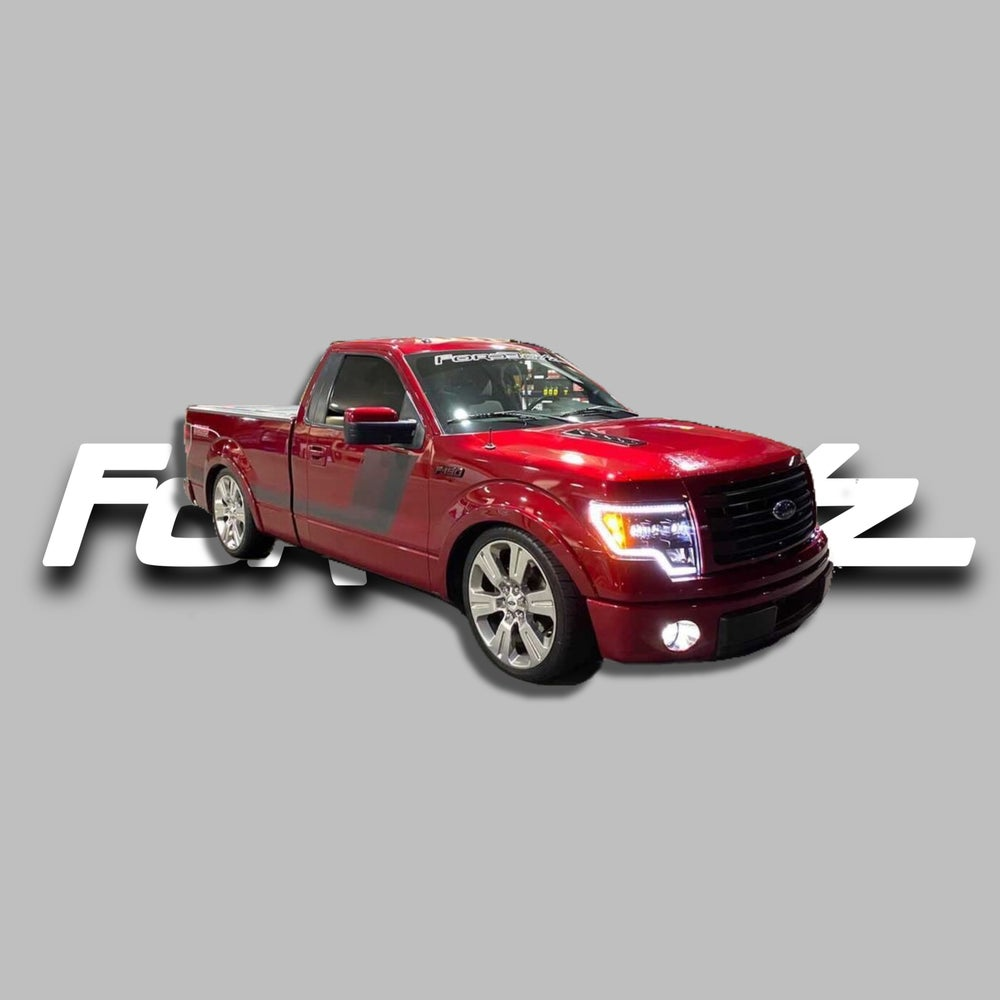 Image of Fordboyz Front Windshield Decal