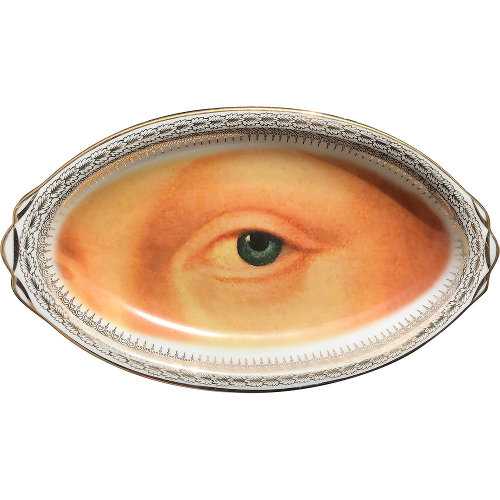 Image of Lover's eye Tray - #0670 Limited Edition