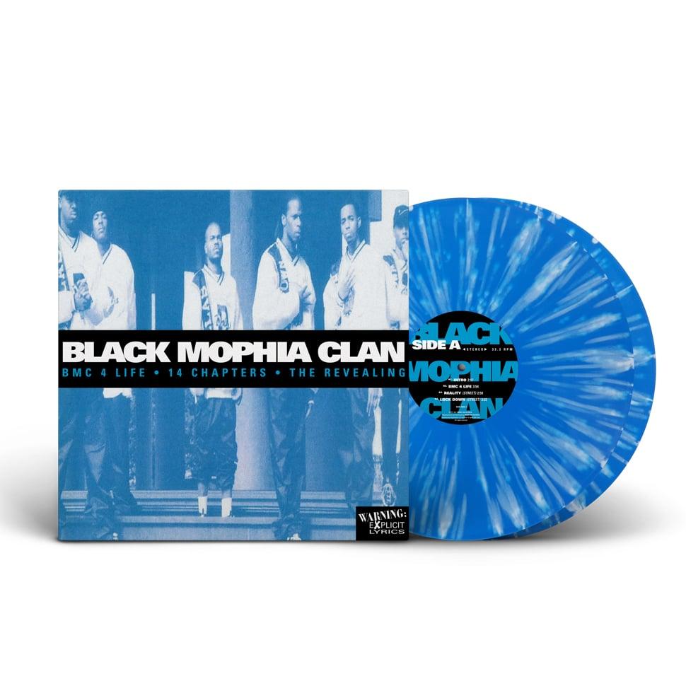 Image of Black Mophia Clan – BMC 4 life - 14 Chapters - The Revealing Vinyl