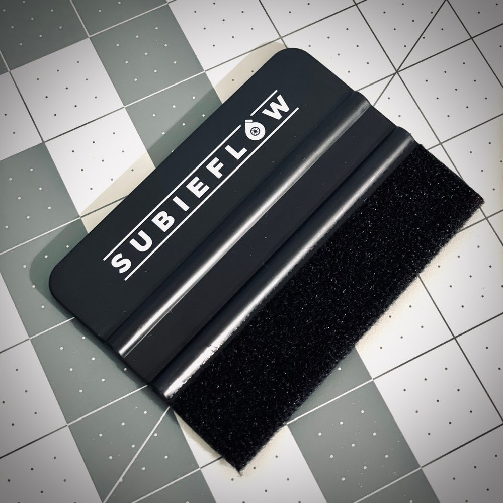 Image of Felt Edge Squeegee