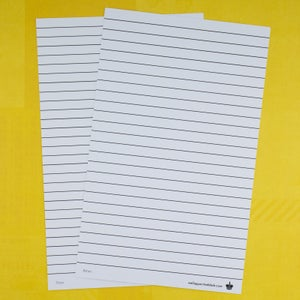 Guide Sheets (Pack of 2)